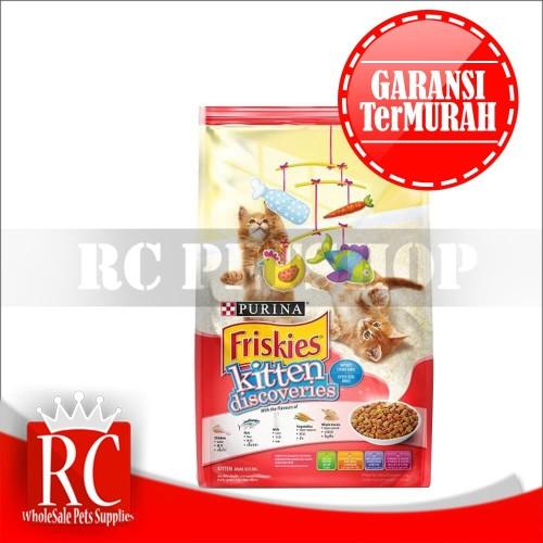 Foto Produk Friskies Discoveries 1.1kg dari RC Petshop