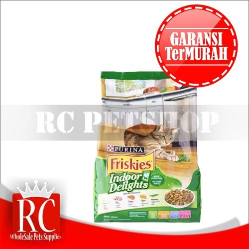 Foto Produk Friskies Indoor Delight 1.2kg dari RC Petshop