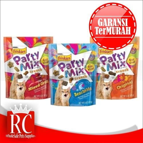 Foto Produk Friskies Party Mix All Varian - Original dari RC Petshop