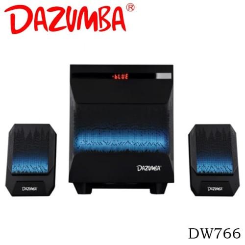 Foto Produk Dazumba DW766 Bluetooth Speaker 2.1 dari Dazumba Official Store