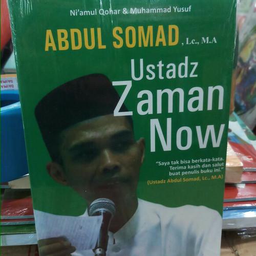 Foto Produk BEST SELLER USTADZ ZAMAN NOW - USTADZ ABDUL SOMAD dari Rumah Pintar_Jkt
