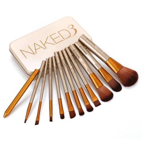 Foto Produk Pro Brush NAKED 3 / NAKED3 Kuas Isi 12 Pcs / Make Up Brush dari One Of Kind Shop