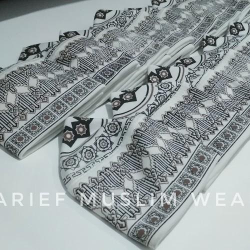 Foto Produk Kopiah/Peci An Nur   Oleh-oleh Haji Umrah (Murah & Bagus) dari Syarief Muslim Wear