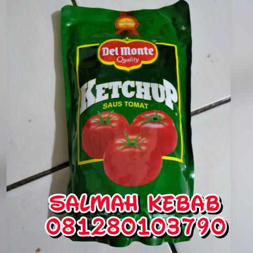 Foto Produk SAOS TOMAT DELMONTE 1KG dari salmah kebab