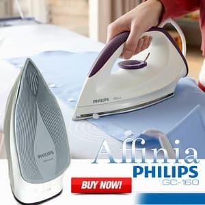 Foto Produk Setrika Philips GC-160 Affinia / gosokan philips dari Asia Indah