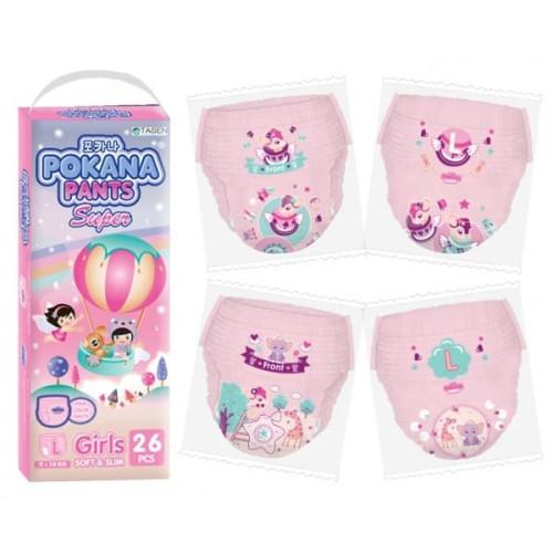 Foto Produk POKANA PANTS GIRLS L26 dari Yen's Baby & Kid Official Shop