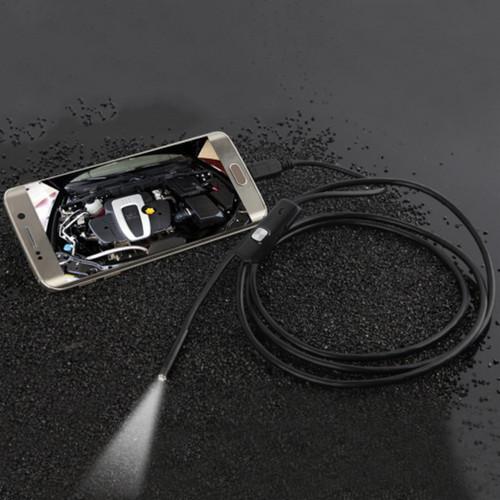 Foto Produk Camera Snake Kabel Endoscope / Kamera Endoskopi 1m Waterproof Android dari importir_shop