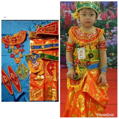 Foto Produk Baju adat bali anak panji semirang - Merah dari FAUZAN GHIFFARY SHOP