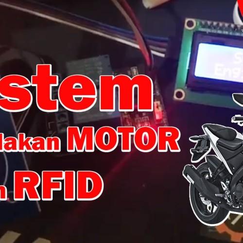 Foto Produk Arduino RFID Sistem Starter dan Kontak Motor KIT dari Kelas Robot
