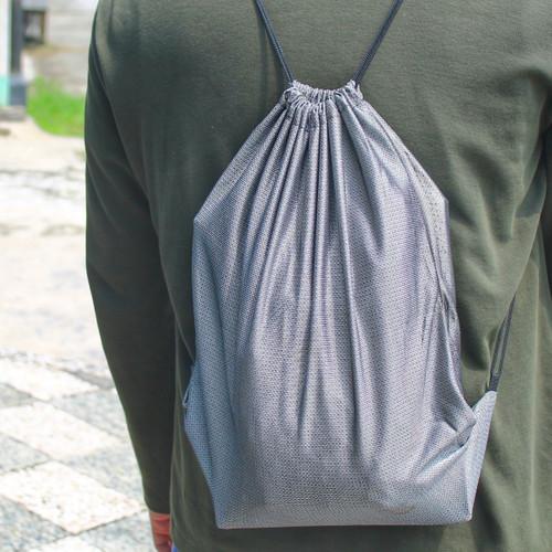 Foto Produk Tas Serut / String Bag / Sack Bag Monochrome dari Mixedst