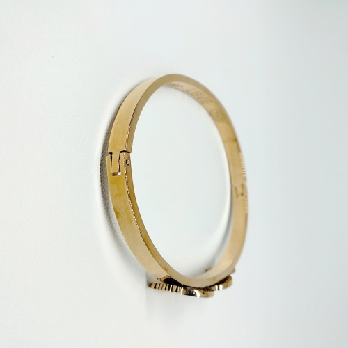 Foto Produk Gelang Emas mirip Yaxiya Wanita Zodiac Pisces / Bangle / Cuff dari All the Things I Need