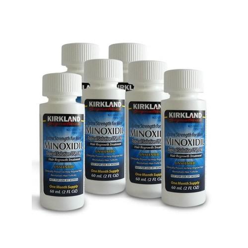 Foto Produk Kirkland Minoxidil 5% Original USA Termurah Import dari Maine Beards