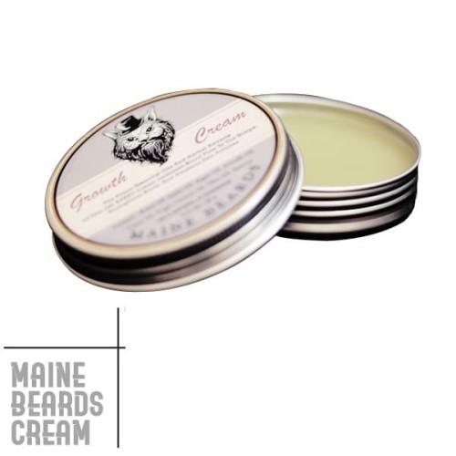 Foto Produk Maine Beards Cream Penumbuh Brewok 100% Dijamin Original dari Maine Beards