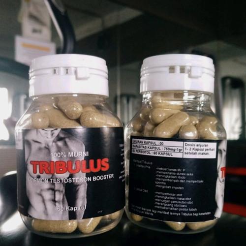 Foto Produk TRIBULUS HORMON TESTOSTERONE 30 dari Herbal_Halal