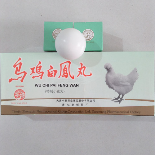 Foto Produk Wu Chi Pai Feng Wan / Wu Ji Bai Feng Wan - Great Wall Brand dari Toko Ayam Mas