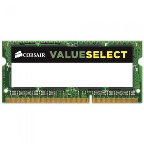 Foto Produk Corsair Memory 8GB DDR3L SODIMM Memory CMSO8GX3M1C1600C11 dari Corsair Official Store