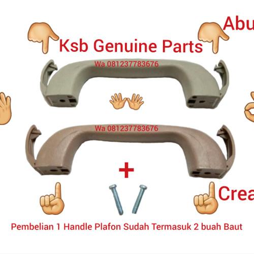 Foto Produk Handle Pegangan Tangan Atas Plafon Avanza Veloz Xenia Agya Ayla Ori dari KSB Genuine Parts