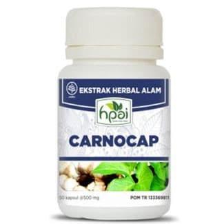 Foto Produk CARNOCAP -Menghambat sel-sel tumor dan kanker dari Yons Shop Klaten