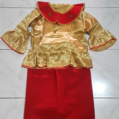 Foto Produk Baju adat cadar betawi u/ anak TK perempuan dari Irwan busana
