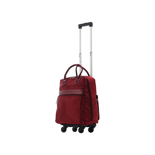 Foto Produk ace. Japan Amully TR Tas Backpack Trolley 24L Jepang Bordeaux 95310 dari Ace Japan Luggage