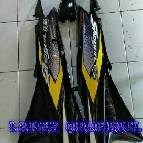 Foto Produk cover body shogun 125 dari ONDERDIL MOTOR PEDIA