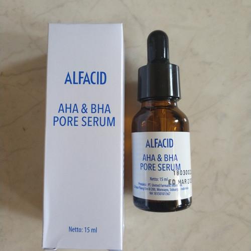 Foto Produk Primaderma Alfacid AHA & BHA Pore Serum - mengecilkan pori-pori dari Forever Beauty 99
