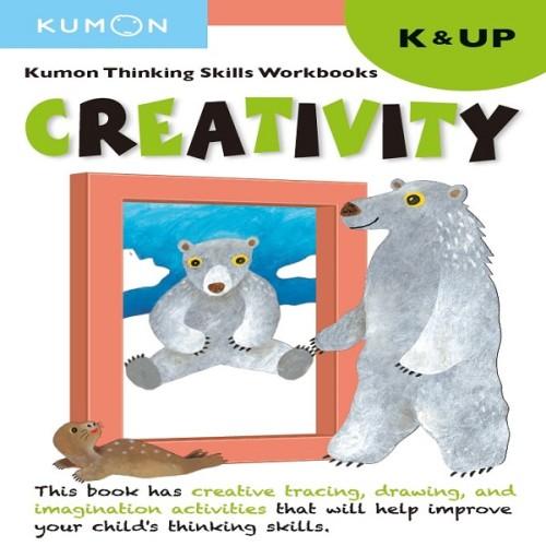 Foto Produk Buku Anak - Kumon - Kindergarten Creativity dari Kumon Publishing INA
