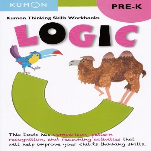 Foto Produk Buku Anak - Kumon - Pre-K Logic dari Kumon Publishing INA