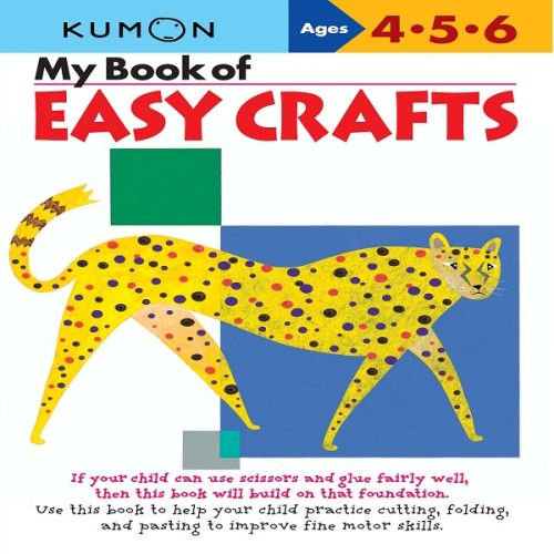 Foto Produk Buku Anak - Kumon - My Book of Easy Crafts dari Kumon Publishing INA