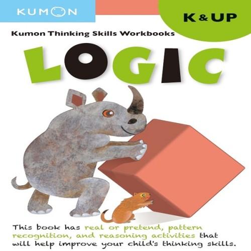 Foto Produk Buku Anak - Kumon - Kindergarten Logic dari Kumon Publishing INA