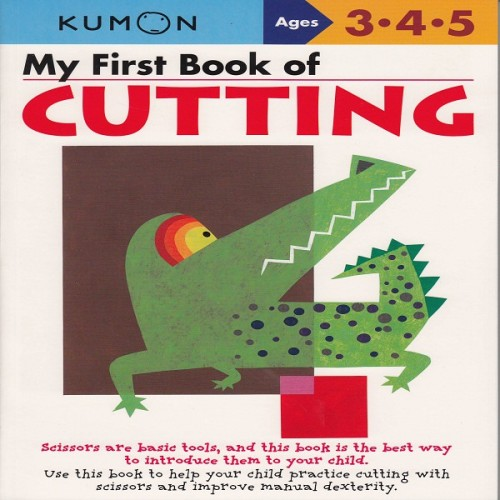 Foto Produk Buku Anak - Kumon - My First Book of Cutting dari Kumon Publishing INA