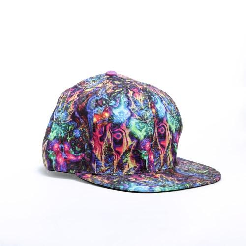 Foto Produk Topi hip hop snapback design daun cannabis dari Satu Corner Shop