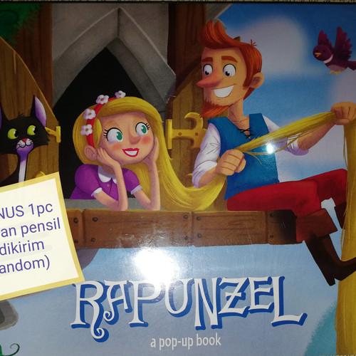 Foto Produk children book/rapunzel a pop-up book dari griween store