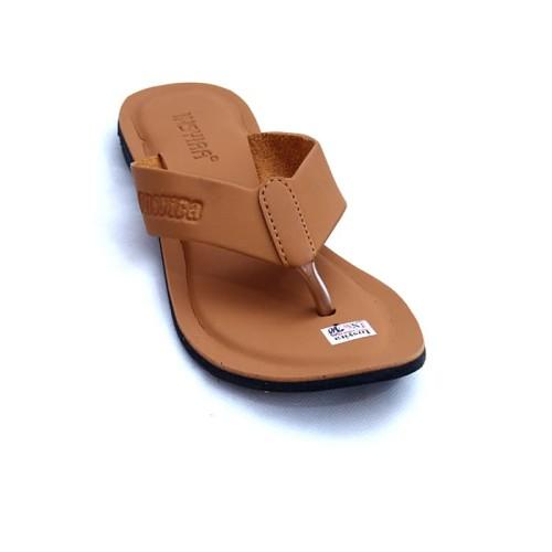 Foto Produk Sandal Wanita Flat Tan 01 dari 23Mart