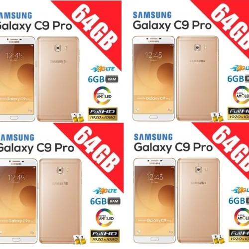 Foto Produk Turun Harga Brand New Samsung C9000 / C9Pro  / C9 Pro  64GB/6GB C 9000 - Emas dari JUALGADGETS