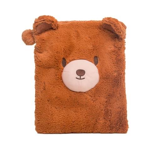 Foto Produk Wigglo Fluffy Tablet Sleeve Bear dari Wigglo Indonesia
