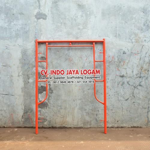 Foto Produk Main Frame 170 cm untuk Steger Scaffolding dari Indo Jaya Logam