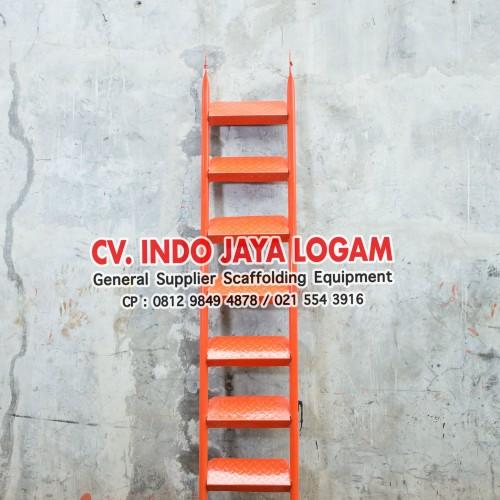Foto Produk Stair Tangga untuk Scaffolding Steger dari Indo Jaya Logam