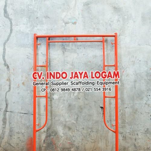 Foto Produk Main Frame 190 untuk Steger Scaffolding dari Indo Jaya Logam
