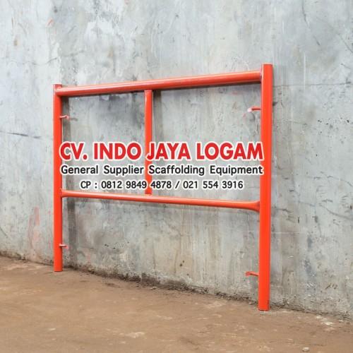 Foto Produk Ladder Frame untuk Scaffolding Steger dari Indo Jaya Logam