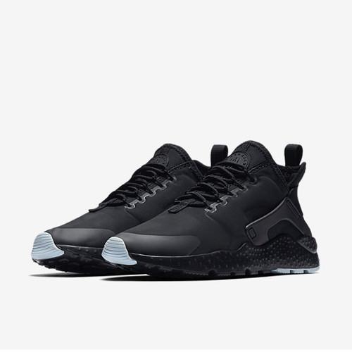 Nike Huarache Ultra Premium Core Black Blue Tint