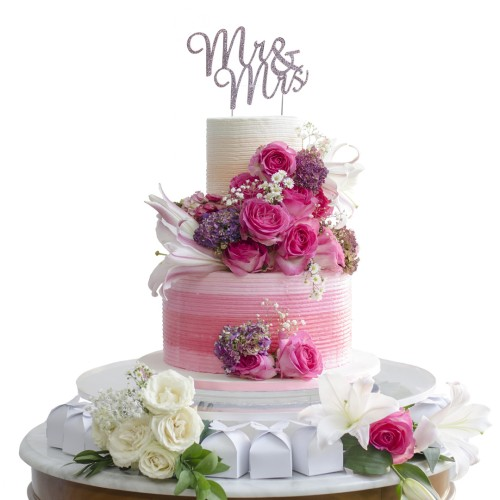 Jual Wedding Cake Package Love Jakarta Selatan Cupcakes Company Tokopedia