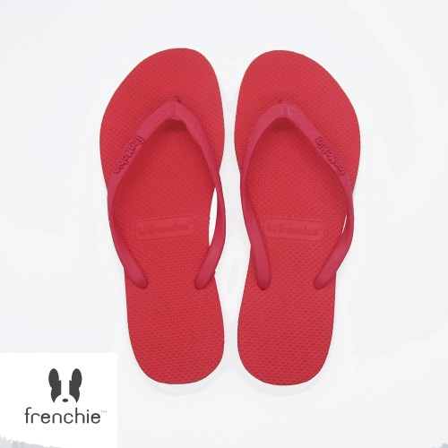 Foto Produk FRENCHIE Sandal Jepit All Red SSL03 - 36 dari FRENCHIEWAY