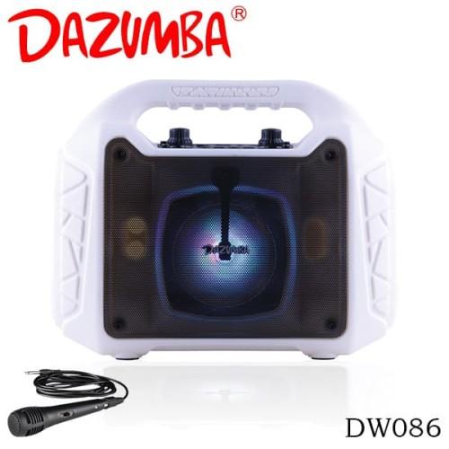 Foto Produk Dazumba DW086 Portable Speaker Bluetooth - Putih dari Dazumba Official Store