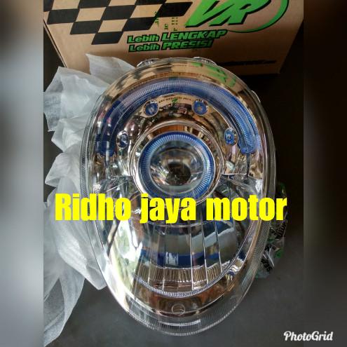 Foto Produk lampu Scoopy fi dari Ridho jaya motor