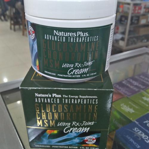 Foto Produk Natures plus Glucosamin Chonroitin MsM Cream dari ismawaty