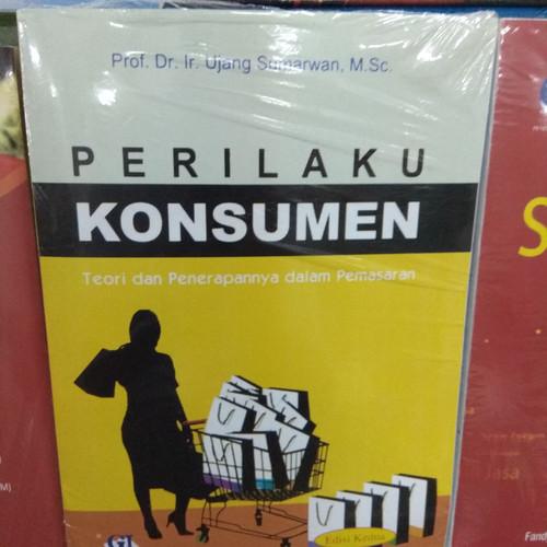 Foto Produk buku perilaku konsumen. krangan prof Dr. ir. ujang sumarwan dari toko buku ayi anteng