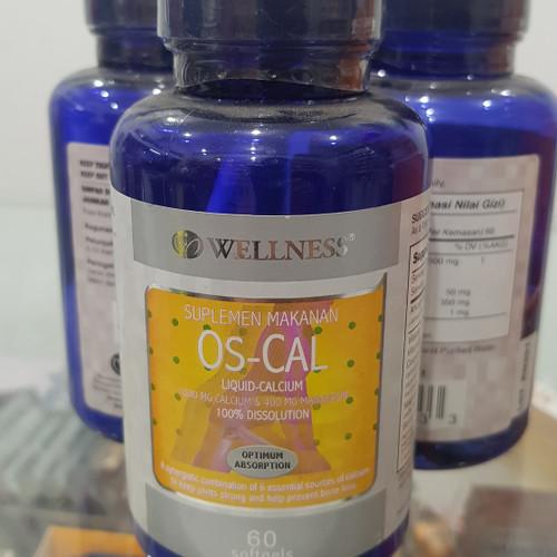 Foto Produk Wellness OS-CAL 60s dari Mk2 store