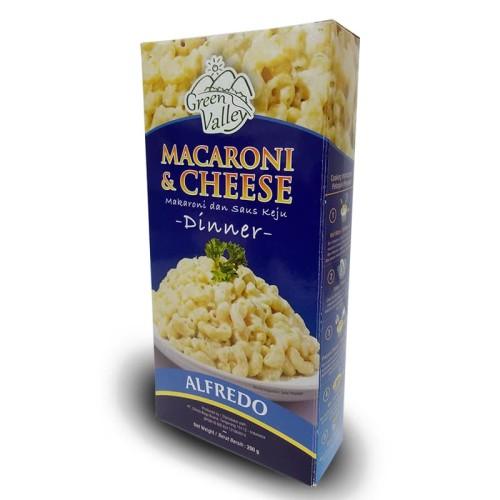 Foto Produk Green Valley Macaroni and Cheese with Alfredo Sauce [200 Gr] dari FingerLand