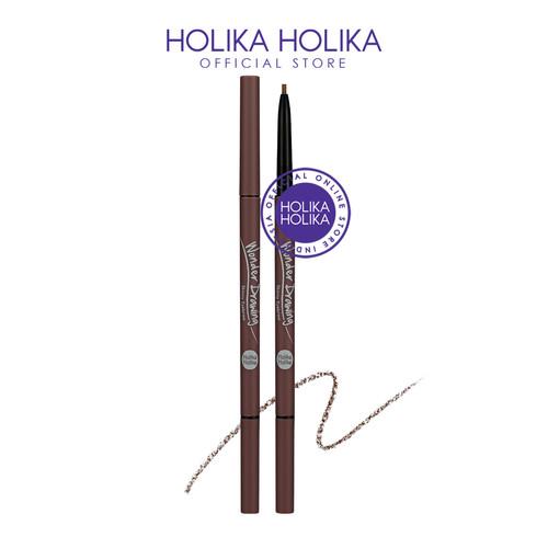 Foto Produk Holika Holika Wonder Drawing Skinny Eyebrow 04 -20015796 dari Holika Holika Indonesia